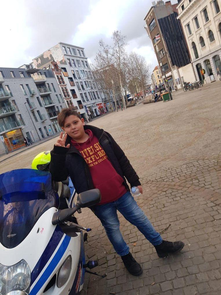 Daniël (9). Beeld RV