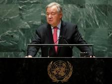 """Antonio Guterres exhorte les États-Unis et la Chine au """"dialogue"""" et à la """"compréhension"""""""
