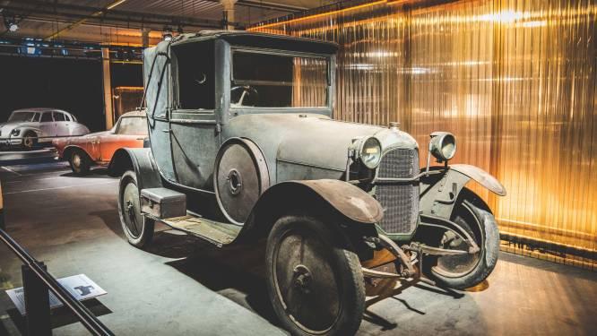 Nog één week om meest unieke autotentoonstelling ooit te zien: van auto van Koning Boudewijn tot model van auto Guust Flater