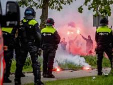 Politie dreigt met staking tijdens wedstrijd Feyenoord - Ajax