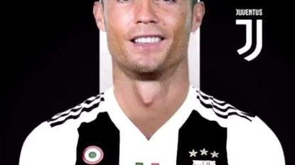 Adios Real! Cristiano Ronaldo trekt voor 100 miljoen euro naar Juventus, waar hij voor vier jaar tekent en wekelijks 565.000 euro zal opstrijken