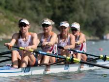 Roeister Ellen Hogerwerf op weg naar derde EK-titel: 'Normaal gesproken was dat nooit gebeurd'