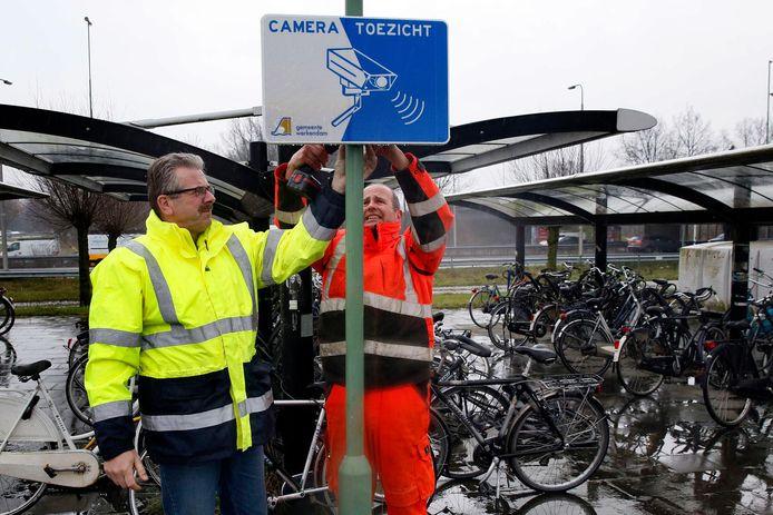 Bij De Tol in Werkendam is sinds maart 2016 al cameratoezicht.