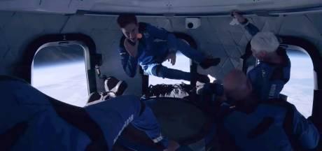 Oliver (18) uit Oisterwijk schrijft geschiedenis en landt veilig op aarde als jongste astronaut ooit