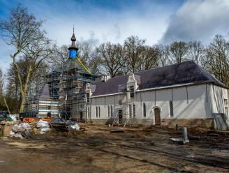 """Restauratie Jan Vlemincktoren in laatste rechte lijn: """"De muurschilderingen zijn uniek in Vlaanderen"""""""