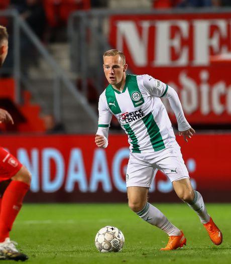 FC Den Bosch huurt FC Groningen-spits Romano Postema