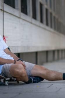 Douwe Macaré uit Zutphen blijft Nederlands beste skateboarder, aast op olympisch ticket