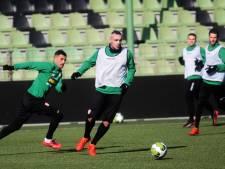 Yahya Boumediene is avonturier op de flank bij FC Dordt