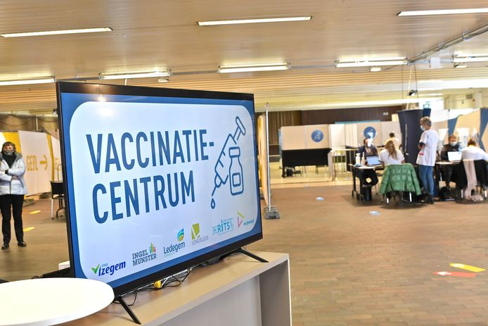 Vaccinatiecentrum ISO Izegem