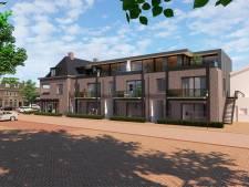 Elf appartementen op plaats bieb in Halsteren