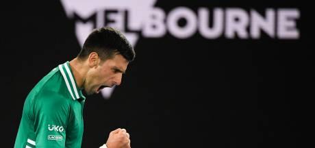 Djokovic franchit l'obstacle Zverev et retrouve la surprise Karatsev