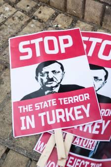 Merkel niet bij staatsbanket voor Erdogan
