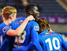 Genk inflige une correction au Club de Bruges, la course au titre relancée?