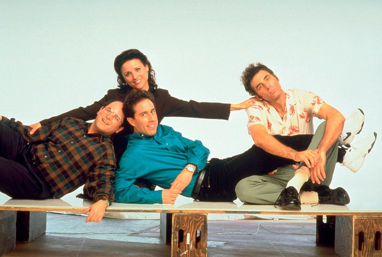 Seinfeld Beeld ANP Kippa