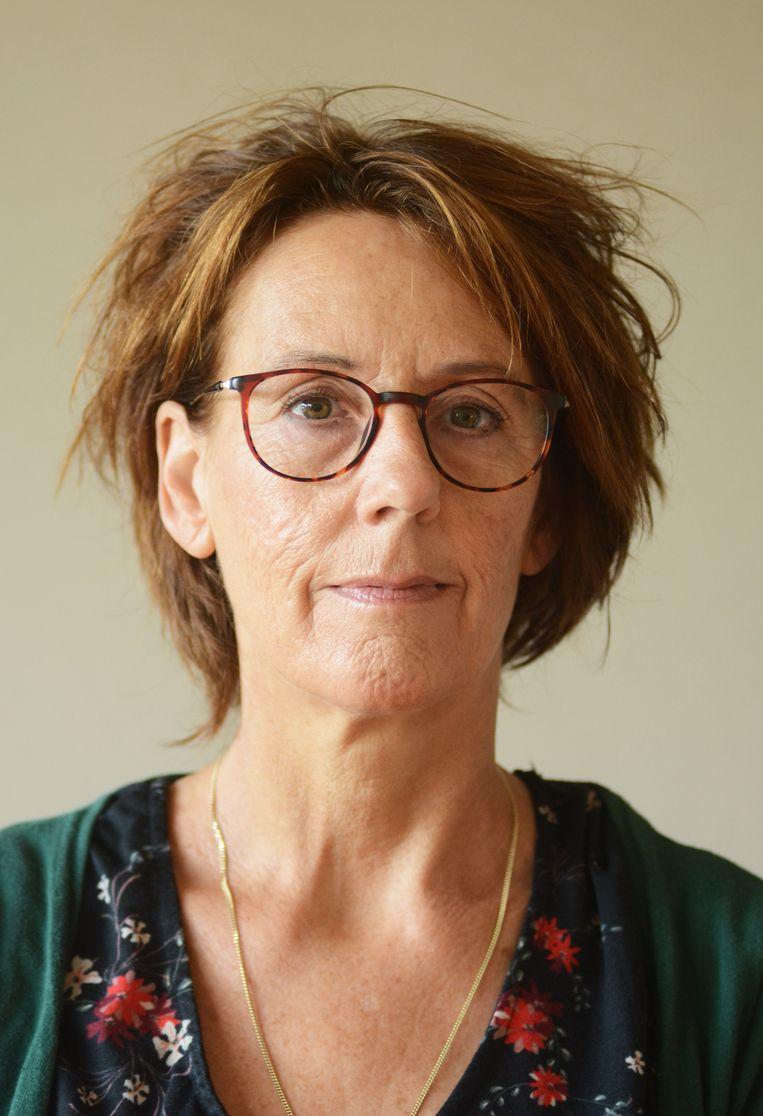 Edith Bergink. Beeld Henry Krul