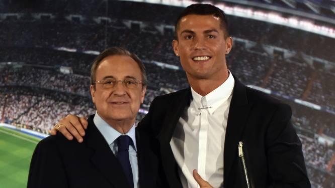 Real-president beledigt Cristiano Ronaldo tot op het bot in gelekte audiotapes: 'Hij is een imbeciel'