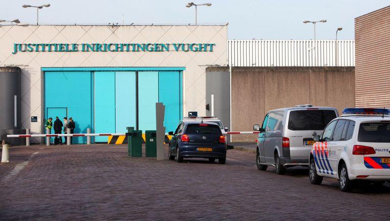 Archieffoto van de gevangenis in Vught. Beeld anp