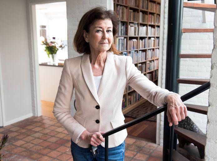 Carien van der Laan zet zich in om meer vrouwen op topposities te krijgen.