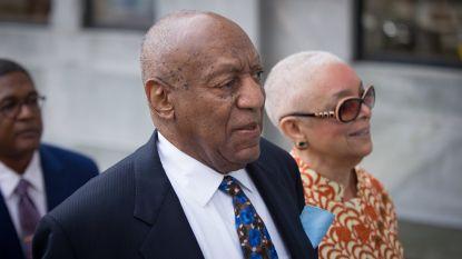 Echtgenote Bill Cosby voor het eerst mee naar rechtbank