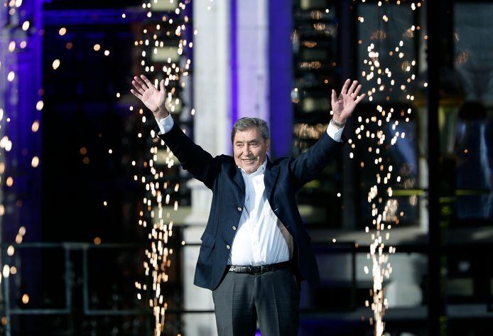 75 ans pour le roi Eddy Merckx.