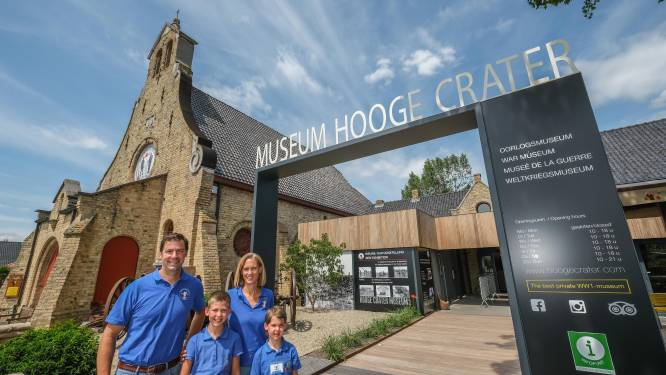 """Museum Hooge Crater opnieuw open: """"We beseffen dat we onze focus moeten verbreden"""""""