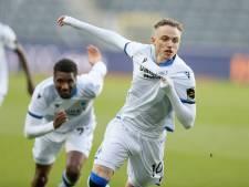 Lang maakt fraaie goal bij rentree, maar Club Brugge verliest bij Anderlecht