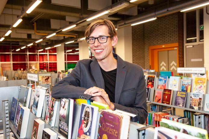 Auteur van kinderboeken Simon van der Geest.