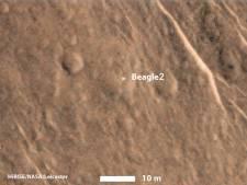 Marslander Beagle-2 is na elf jaar weer terecht