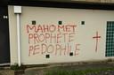 Des tags racistes découverts dimanche sur les murs d'un centre culturel islamique de Rennes.