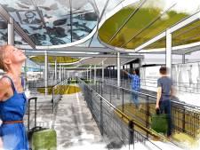 Met een nat pak het vliegtuig in is op Eindhoven Airport bijna verleden tijd