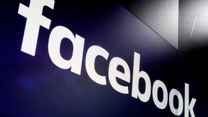 Facebookpagina's Open Vld Linter terug online