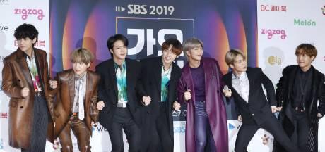 Le groupe de K-pop BTS invité à  l'Assemblée mondiale de la Santé
