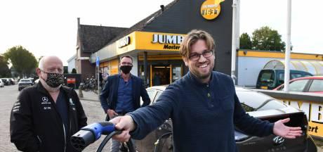 Elk Burens dorp of stadje krijgt een publieke laadpaal voor elektrische auto's: unaniem besluit