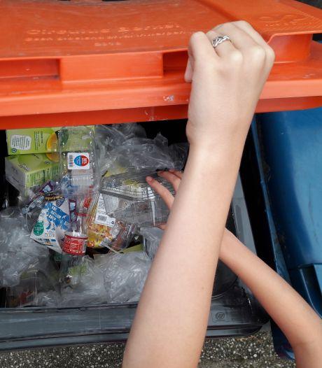 De plastic bak blijft: Schouwen-Duivelanders zijn goed in afval scheiden