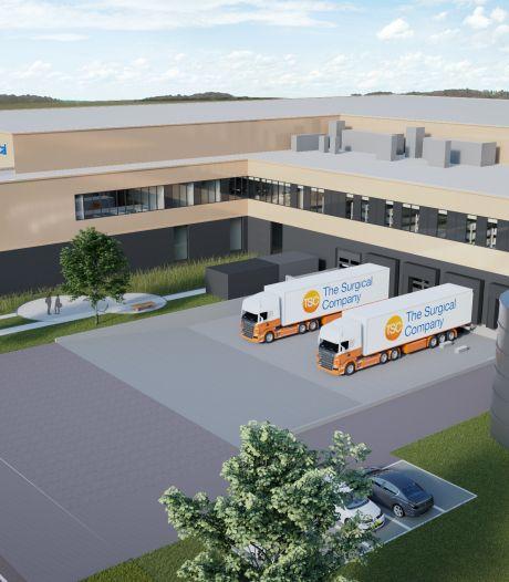 Bedrijf in medische apparatuur The Surgical Company kiest voor uitbreiding in Almelo