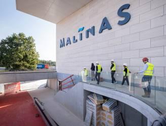 """FOTOREEKS. Winkelpark Malinas vijf weken voor opening: """"Tot 1.000 medewerkers tegelijk nodig om alles af te werken"""""""