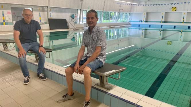 """Na twee droge jaren is het zwembad van Nijlen weer gevuld: """"Hier hebben we voor geknokt"""""""