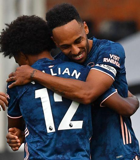 Les Gunners sans pitié pour Fulham et Denis Odoi