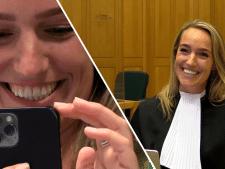 Advocate Leonie vlogt over haar werk: 'Om strafrecht en maatschappij dichter bij elkaar te brengen'
