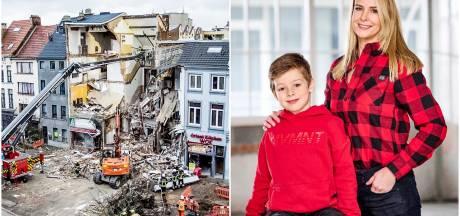 Gasexplosie op Paardenmarkt verwoestte hun woning: Linda (46) en zoontje Daan (7) gaan op zoek naar nieuwe stek in 'Blind Gekocht'