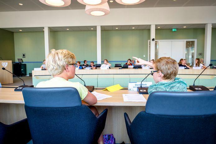 Met het installeren van een kindergemeenteraad wil Loon op Zand jeugd betrekken bij politiek. (Foto ter illustratie).