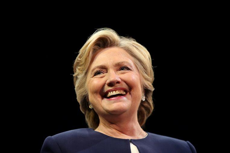 Hillary Clinton. Beeld REUTERS
