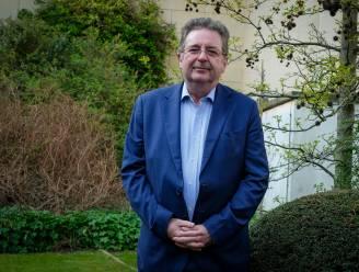 """INTERVIEW. Brussels minister-president Rudi Vervoort (PS) over de Brusselse vaccinatiecampagne, een toekomst na corona en La Boum: """"Wat kon ik doen? Mensen verbieden om te manifesteren?"""""""