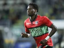 Okita ziet ijzersterke seizoensstart bij NEC beloond worden met debuut voor Congo