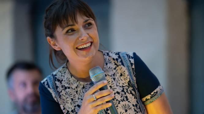 Kimberley Claeys concerteert op kermiszondag in de kerk van Lede