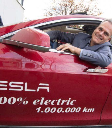 Deze Tesla heeft een miljoen kilometer op de teller