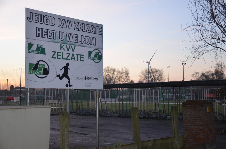 De zogezegde oplichters blijken twee jeugdspelers van KVV Zelzate.