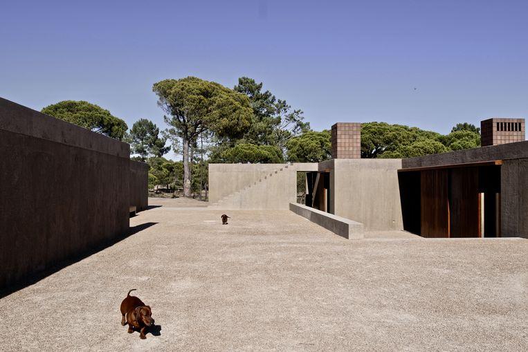 Casa M, het Portugese huis van Van Duysen. Beeld RV