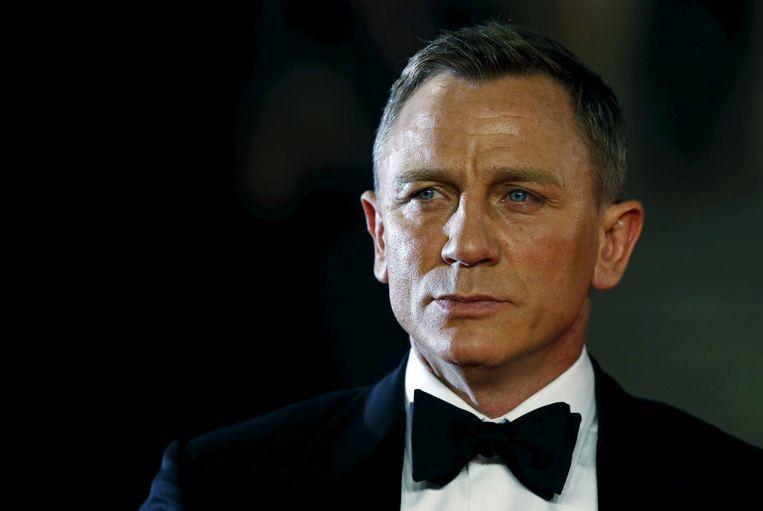 Daniel Craig Beeld Reuters
