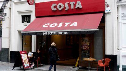 Coca-Cola koopt Britse koffieketen Costa voor 4,4 miljard euro